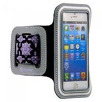 [해외]GAIAM Armband For Smarphone 4 Inch 4135919612 Violet