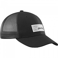 [해외]살로몬 Trucker Curved 4137916317 Black / Black