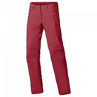 [해외]바우데 Farley Stretch Zip Off 4137845266 Red Cluster