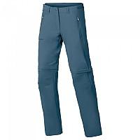 [해외]바우데 Farley Stretch Zip Off 4137845268 Blue Gray