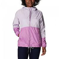 [해외]컬럼비아 Flash Forward Windbreaker 4137897755 Pale Lilac / Blossom Pink