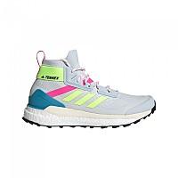 [해외]아디다스 테렉스 Free Hiker Primeblue Woman4137891857 Halo Blue / Hi-Res Yellow / Screaming Pink