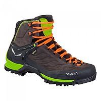 [해외]살레와 Mountain Trainer Mid Goretex 4136363329 Black / Sulphur Spring