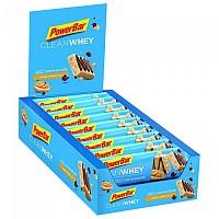 [해외]파워바 Protein Clean Whey 45gr x 18 Bars 3137181084