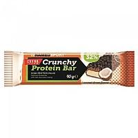 [해외]NAMED SPORT Crunchy Protein 40gr x 24 Bars 3137552282 Coconut
