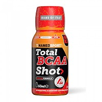 [해외]NAMED SPORT Total BCAA Shot 60ml x 25 Units 3137947736 Ice Red Fruits
