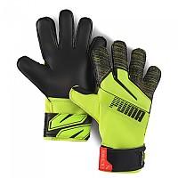 [해외]푸마 Ultra Protect 3 RC Junior 3137919468 Yellow Alert / Puma Black