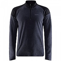 [해외]크래프트 Core Edge Thermal Midlayer 3137950329 Black / Asphalt