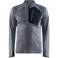 [해외]크래프트 Core Trim Thermal Midlayer 3137950352 Dark Grey Melange