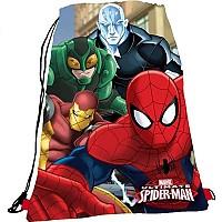 [해외]MARVEL Spiderman Villains Drawstring Bag Multicolor