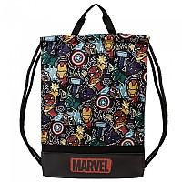 [해외]KARACTERMANIA Trend Marvel 49 cm Drawstring Bag Multicolor