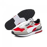 [해외]푸마 R78 Future Man137920041 Gray Violet / Puma White / High Risk Red