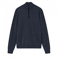 [해외]HACKETT Mayfair Cashmere Half Zip Navy