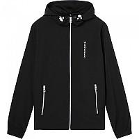 [해외]캘빈클라인 JEANS Vertical Logo Windbreaker Ck Black