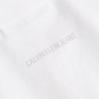 [해외]캘빈클라인 JEANS Logo Jacquard Bright White