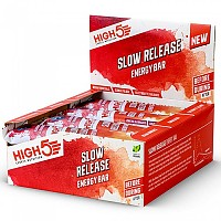 [해외]HIGH5 Slow Release Energy Bar 40gr x 16 Bars 1137814146