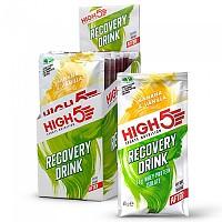 [해외]HIGH5 Recovery Drink 60gr x 9 Units 1137814170