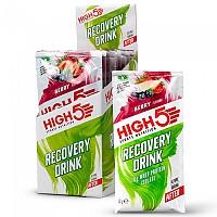 [해외]HIGH5 Recovery Drink 60gr x 9 Units 1137814171