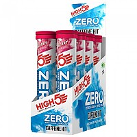 [해외]HIGH5 Zero Caffeine Hit 20 Tabs x 8 Units 1137814182