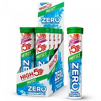 [해외]HIGH5 Zero Protect 20 Tabs x 8 Units 1137814184