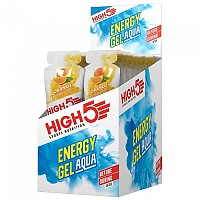[해외]HIGH5 Energy Gel Aqua 66gr x 20 Gels 1137814194