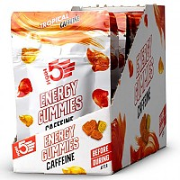 [해외]HIGH5 Energy Gummies Caffeine 26gr x 10 Units 1137814199