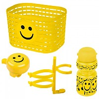 [해외]VENTURA Accessory Kit 1137642556 Smiley Yellow