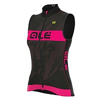 [해외]ALE Triathlon Record 1136400608 Black / Fluo Magenta