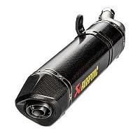 [해외]아크라포빅 머플러 Slip On Line Carbon CB 400X/500X/500F&CBR 400R/500R 16-20 Ref: S-H5SO4-HRC-1 9137952877 Black