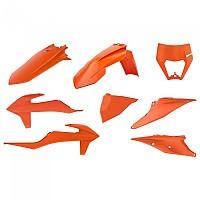 [해외]POLISPORT Enduro Kit KTM EXC/EXC-F 20 9137820440 Orange