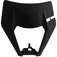 [해외]POLISPORT Headlight Mask KTM EXC/EXC-F/XC-W/XCF-W 20 9137820472 Black