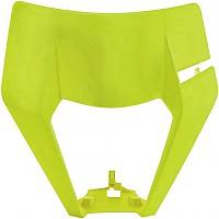 [해외]POLISPORT Headlight Mask KTM EXC/EXC-F/XC-W/XCF-W 20 9137820473 Yellow Fluo