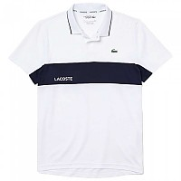 [해외]라코스테 Sport Colourblock Breathable Resistant 12137944531 Blanc / Marine-Blanc