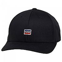 [해외]리바이스 FOOTWEAR Mini Sportwear Logo Flexfit Regular Black
