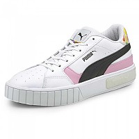 [해외]푸마 SELECT Cali Star Intl Game Puma White / Puma Black / Lilac Sashet