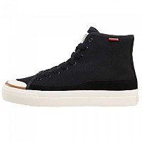 [해외]리바이스 FOOTWEAR Square High S Regular Black