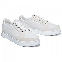 [해외]팀버랜드 Atlanta Green Low Leather Lace Up Blanc De Blanc