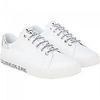 [해외]캘빈클라인 Lagos Low Profile Laceup Co Bright White