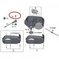 [해외]시마노 Screw Magnet Speed L22 DU-E6000 Steps 1137149644 Black