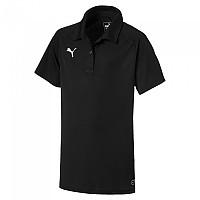 [해외]푸마 Liga Sideline Short Sleeve Polo Shirt 3137977744 Puma Black