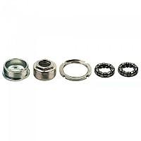 [해외]VP ITA Bottom Bracket Shells With Bearings 36 mm 1137578046 Silver / Black