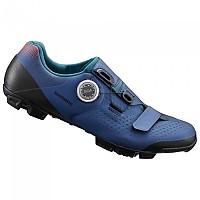 [해외]시마노 XC5 MTB Shoes 1137565918 Navy