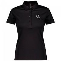 [해외]스캇 10 Casual Short Sleeve Polo Shirt 1137511108 Black