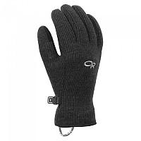 [해외]아웃도어 리서치 Flurry Sensor Gloves 4136173705 Black