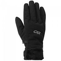 [해외]아웃도어 리서치 Fuzzy Sensor Gloves 4137773686 Black