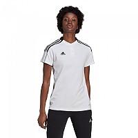 [해외]아디다스 Tiro 21 Short Sleeve Polo Shirt 3137925753 White