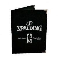 [해외]스팔딩 NBA Pad Holder A4 3136008565 Black / White