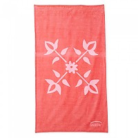 [해외]OXBOW Inizio 4F Printed Beach Towel Pamplemousse