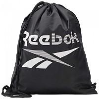 [해외]리복 Essentials Drawstring Bag Black / Black / White