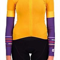 [해외]Sportful Thermodrytex Arm Warmers 1137985953 Violet / Multicolor